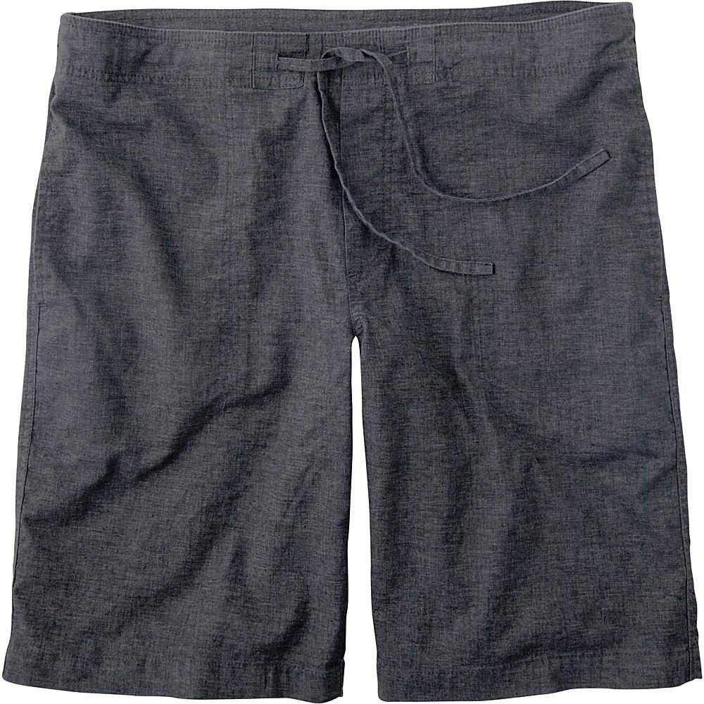 PrAna Sutra Shorts XL - Black - PrAna Mens Apparel - Apparel & Footwear, Men's Apparel