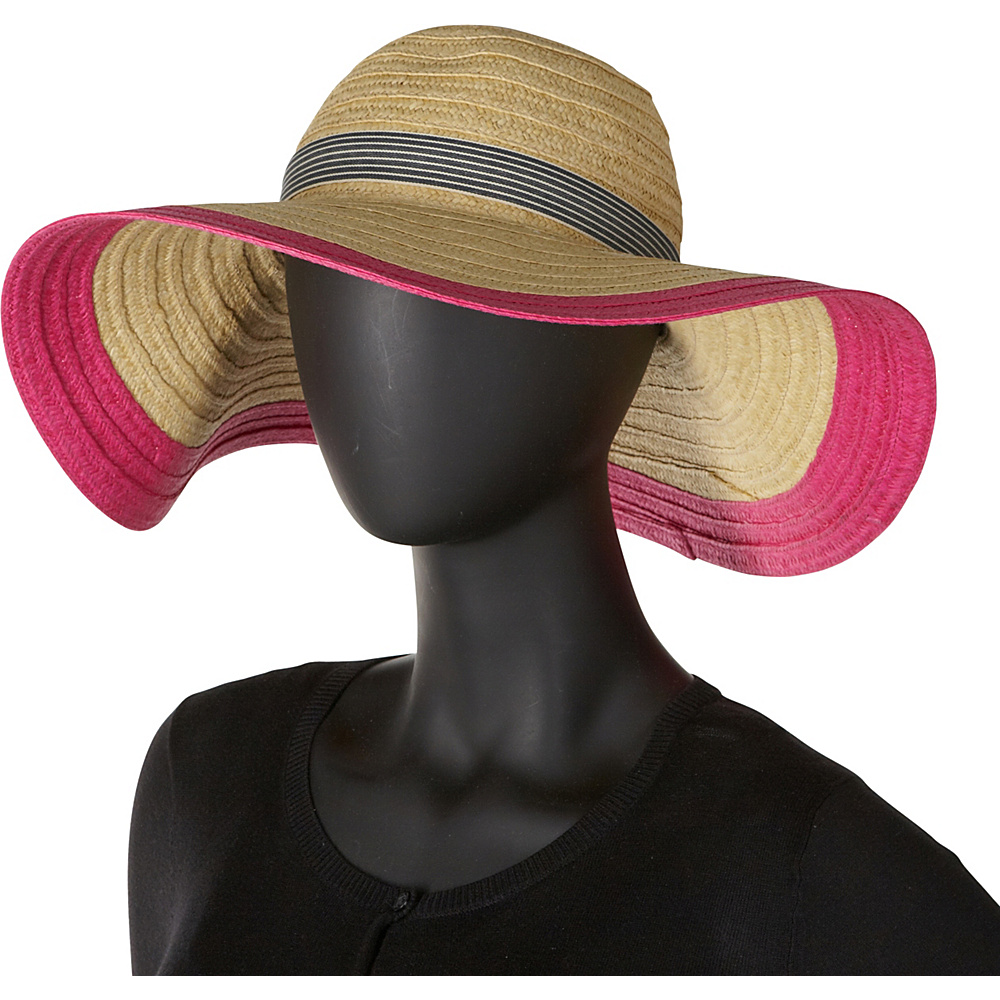 Betmar New York Lora Hat One Size - Navy/Natural - Betmar New York Hats/Gloves/Scarves