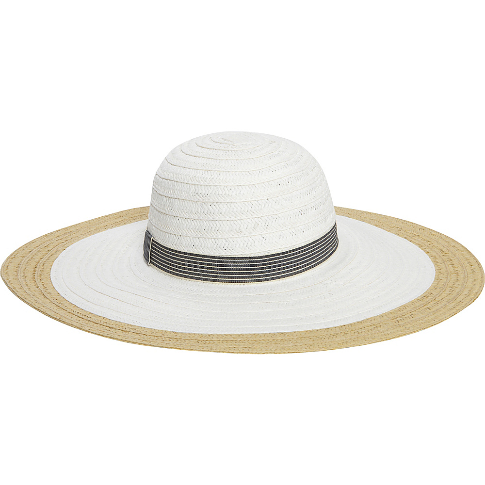 Betmar New York Lora Hat One Size - White/Natural - Betmar New York Hats/Gloves/Scarves