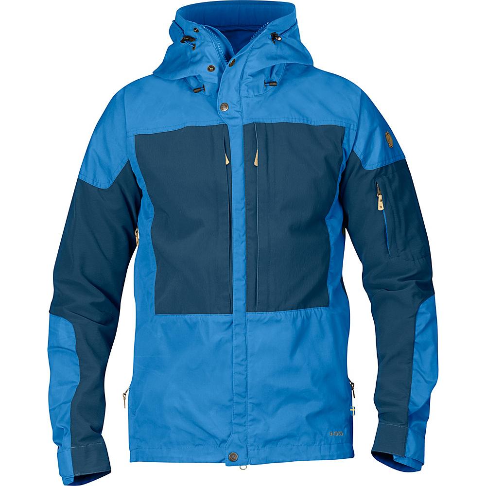 Fjallraven Keb Jacket L - UN Blue - Fjallraven Mens Apparel - Apparel & Footwear, Men's Apparel