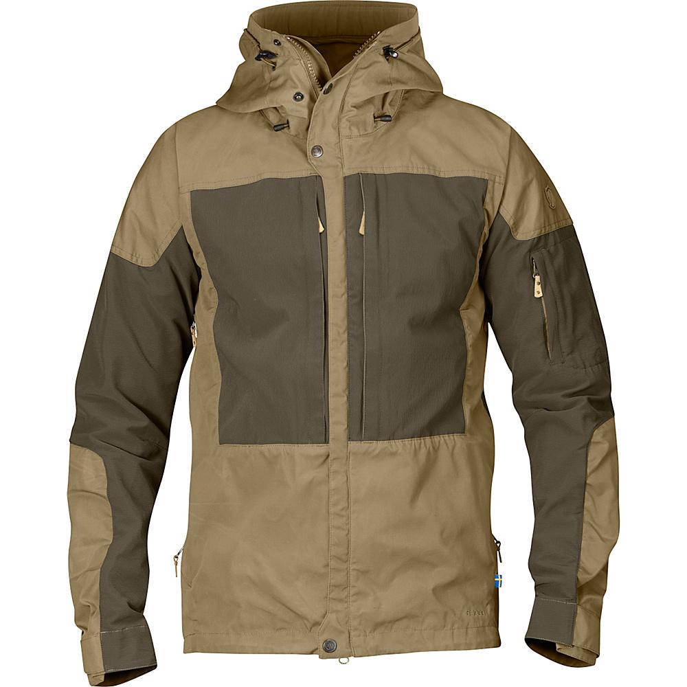 Fjallraven Keb Jacket XL - Sand - Fjallraven Mens Apparel - Apparel & Footwear, Men's Apparel