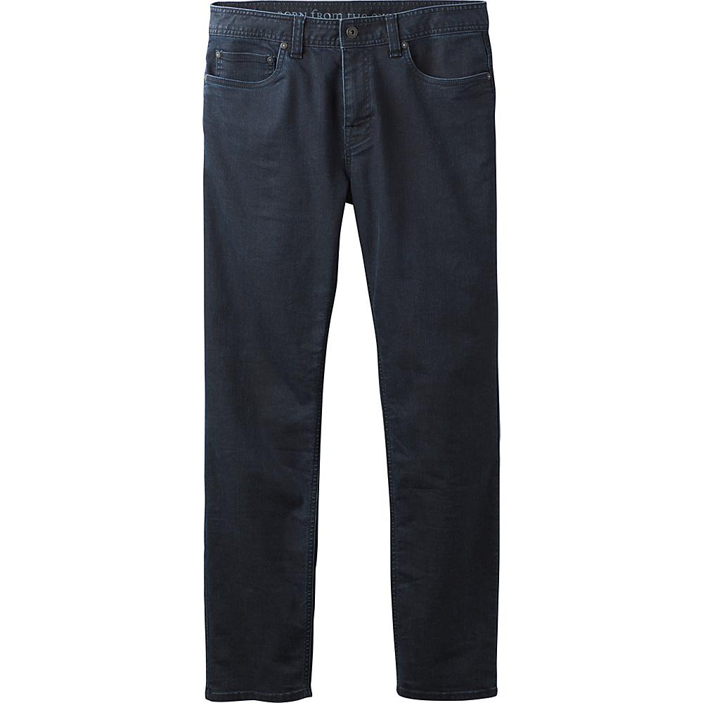 PrAna Bridger Jeans - 32 Inseam 35 - Nautical - PrAna Mens Apparel - Apparel & Footwear, Men's Apparel