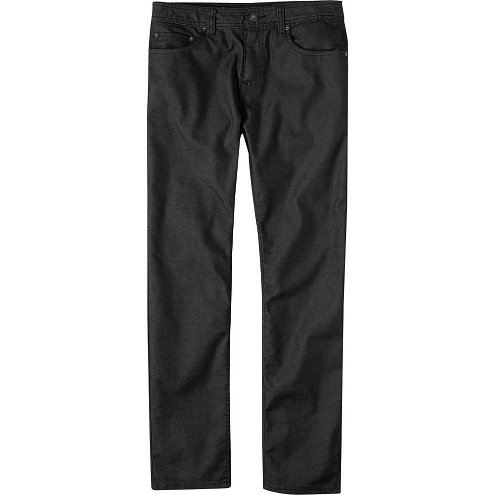 PrAna Bridger Jeans - 32 Inseam 30 - Black - PrAna Mens Apparel - Apparel & Footwear, Men's Apparel