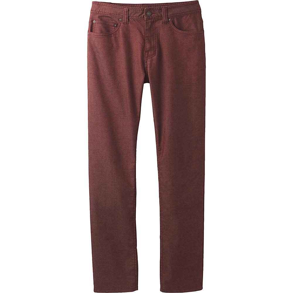 PrAna Bridger Jeans - 32 Inseam 33 - Raisin - PrAna Mens Apparel - Apparel & Footwear, Men's Apparel