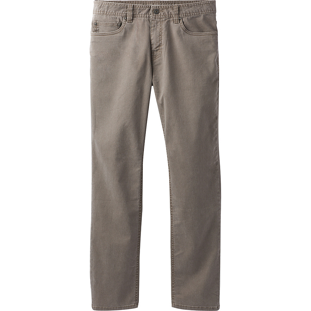 PrAna Bridger Jeans - 32 Inseam 36 - Cargo Green - PrAna Mens Apparel - Apparel & Footwear, Men's Apparel
