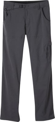 PrAna Stretch Zion Pants - 36 inch Inseam 33 - Charcoal - PrAna Men's Apparel
