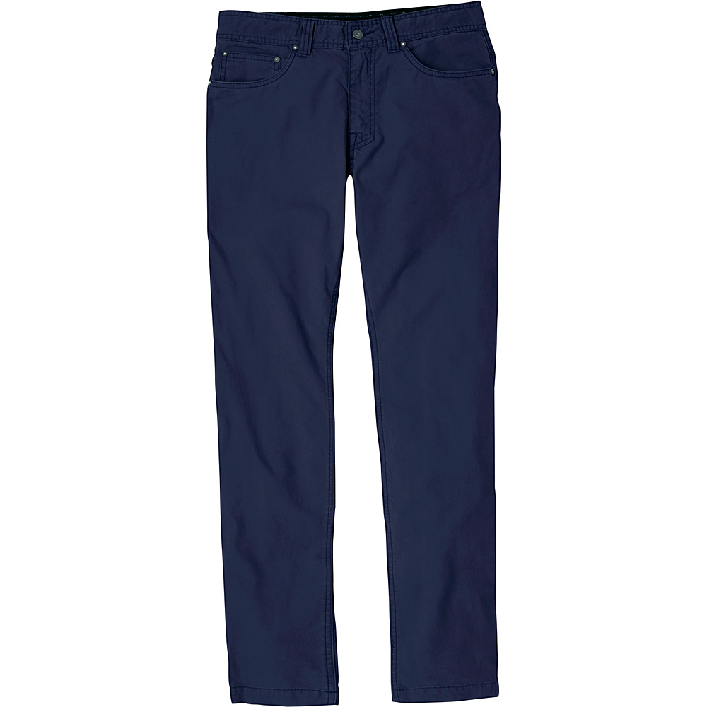 PrAna Tucson Slim Fit Pants - 32 Inseam 34 - Nautical - PrAna Mens Apparel - Apparel & Footwear, Men's Apparel
