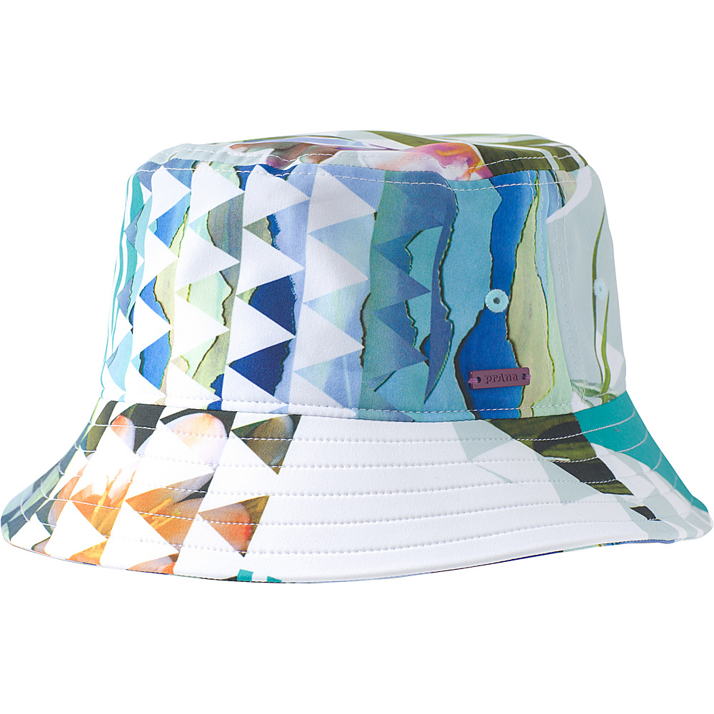 PrAna Sea Shells Bucket Hat One Size - Bluegrass Paradise - PrAna Hats/Gloves/Scarves - Fashion Accessories, Hats/Gloves/Scarves