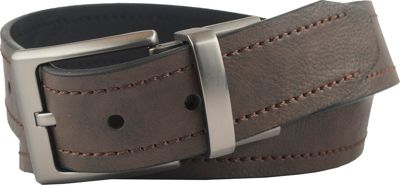 Columbia Alpine 38MM Reversible with Logo Buckle 40 - Brown/Black - 32 - Columbia Other Fashion Accessories