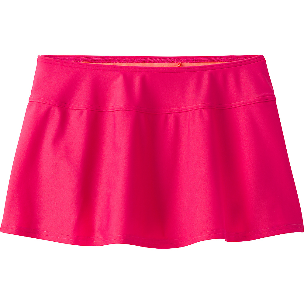PrAna Sakti Swim Skirt S - Cosmo Pink - PrAna Womens Apparel - Apparel & Footwear, Women's Apparel