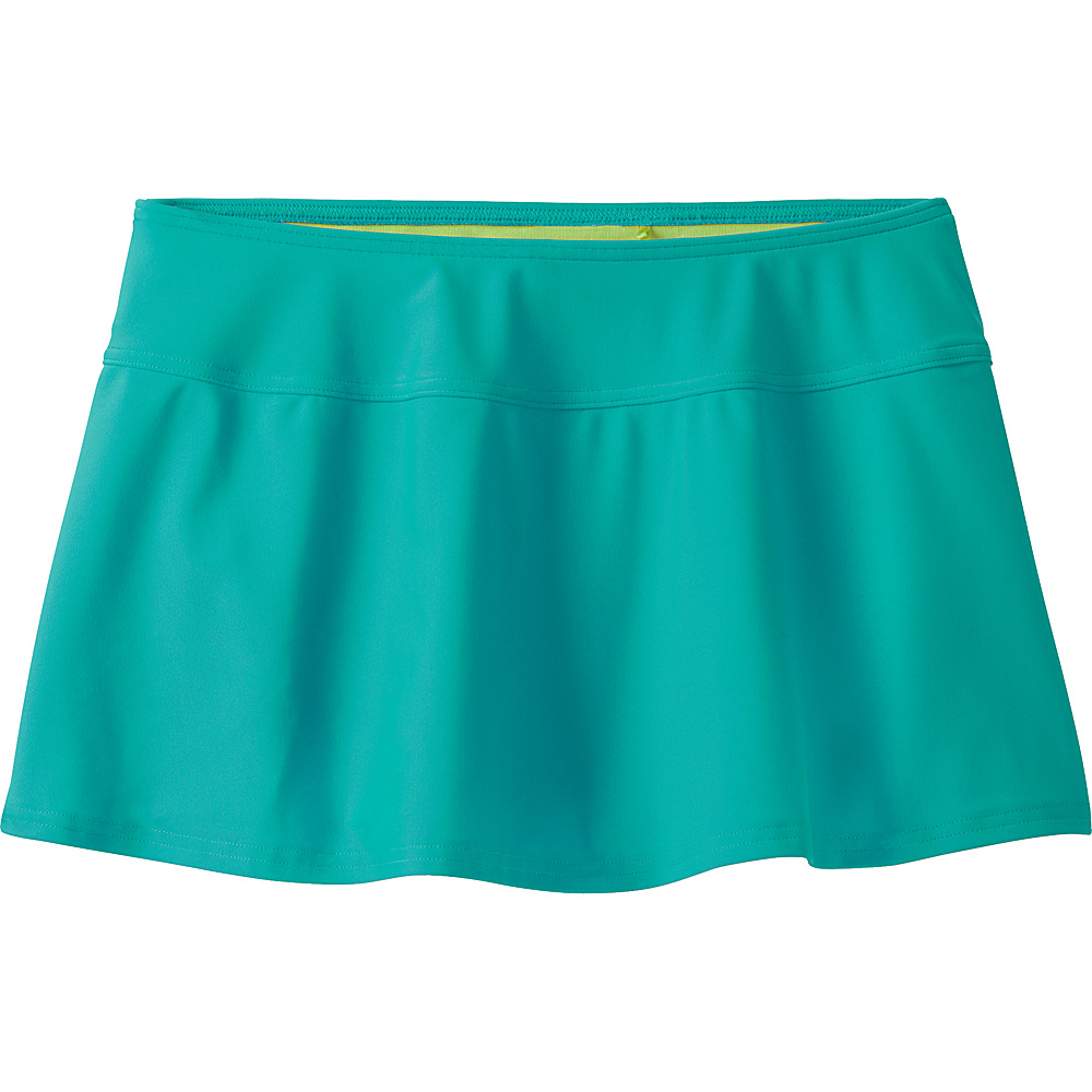 PrAna Sakti Swim Skirt M - Dragonfly - PrAna Womens Apparel - Apparel & Footwear, Women's Apparel
