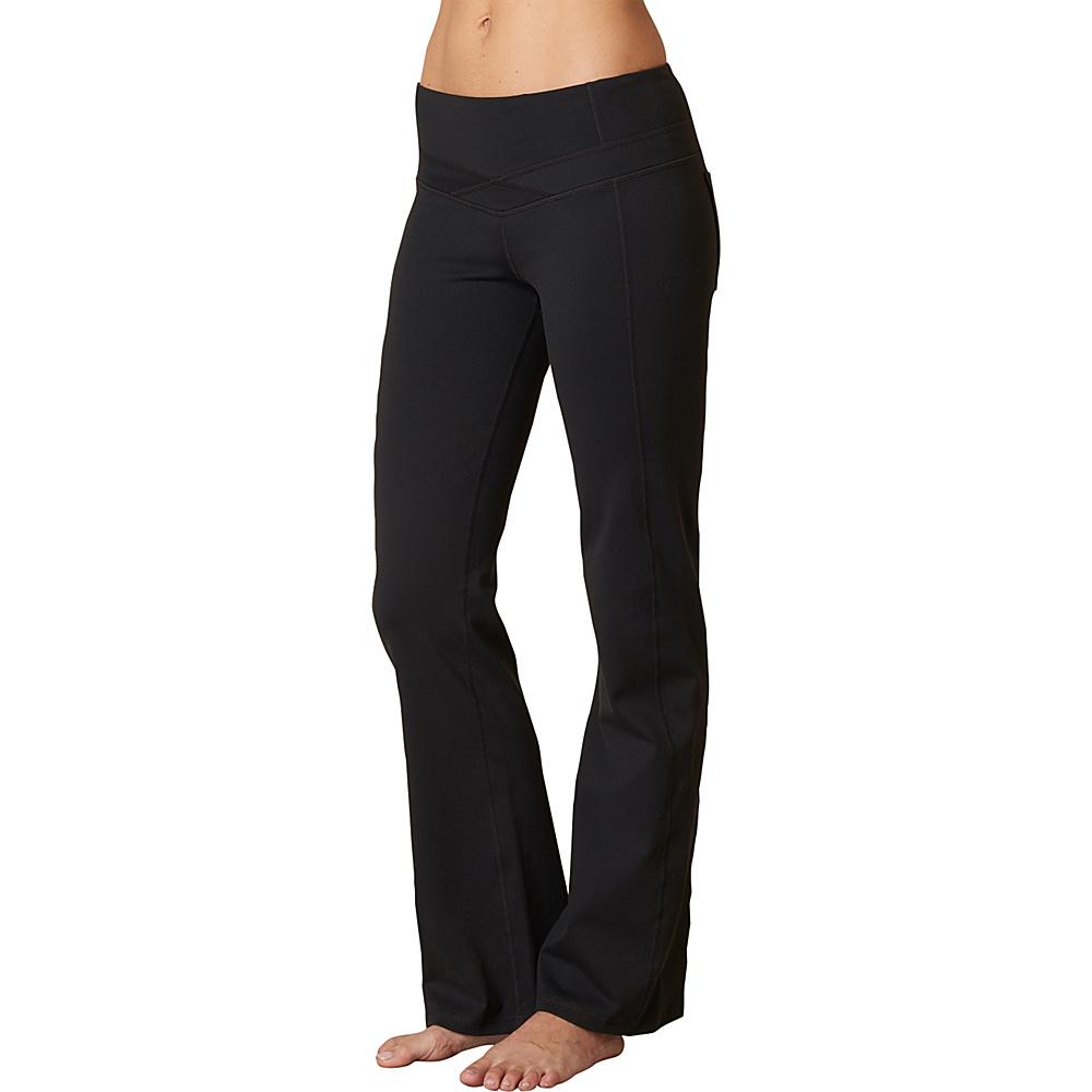 PrAna Britta Pants - Regular Inseam XS - Black - PrAna Womens Apparel - Apparel & Footwear, Women's Apparel