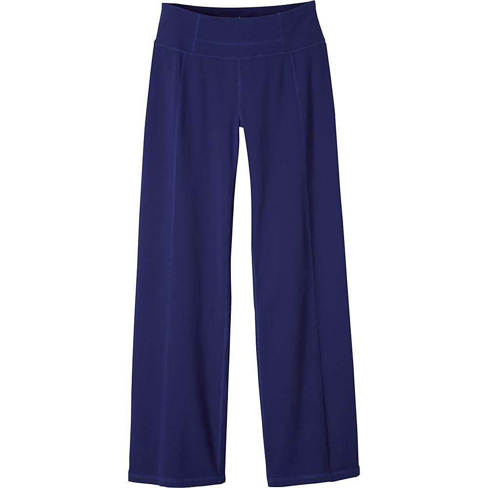 PrAna Julia Pants - Short Inseam M - Indigo - PrAna Womens Apparel - Apparel & Footwear, Women's Apparel