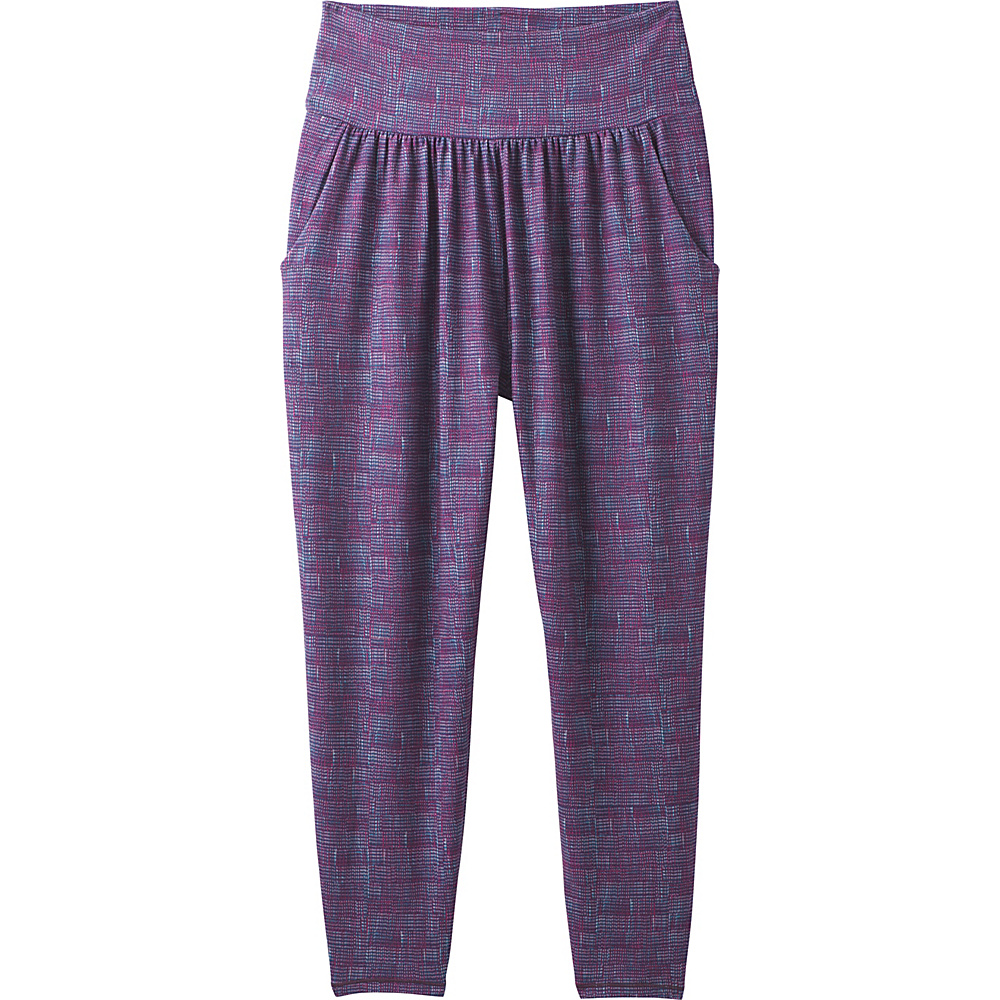 PrAna Ryley Crop XL - Sangria Asana - PrAna Womens Apparel - Apparel & Footwear, Women's Apparel