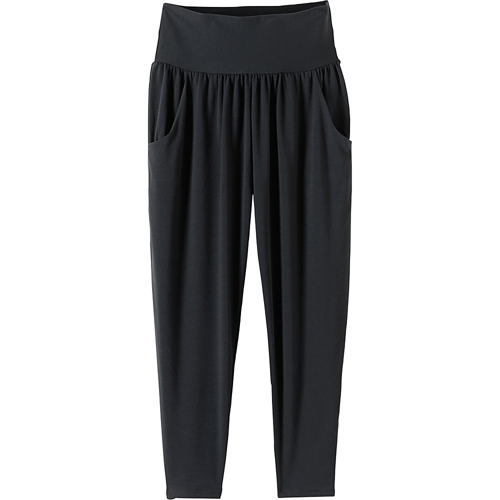 PrAna Ryley Crop M - Black - PrAna Womens Apparel - Apparel & Footwear, Women's Apparel