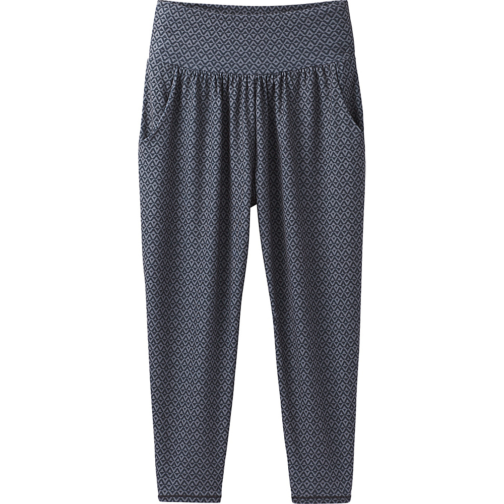PrAna Ryley Crop XS - Charcoal Compass - PrAna Womens Apparel - Apparel & Footwear, Women's Apparel