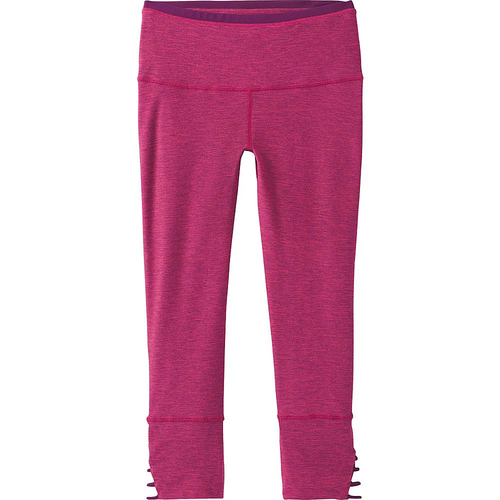 PrAna Tori Capri XS - Cosmo Pink - PrAna Womens Apparel - Apparel & Footwear, Women's Apparel