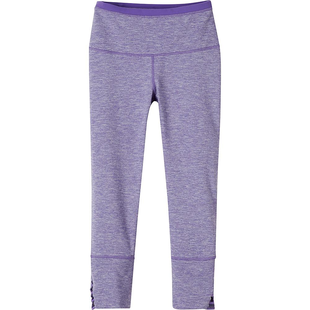 PrAna Tori Capri XS - Ultra Violet - PrAna Womens Apparel - Apparel & Footwear, Women's Apparel