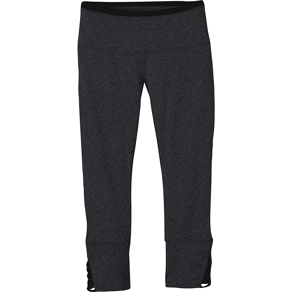 PrAna Tori Capri XS - Charcoal - PrAna Womens Apparel - Apparel & Footwear, Women's Apparel