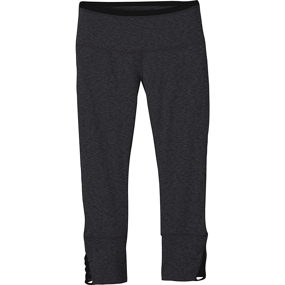 PrAna Tori Capri S - Charcoal - PrAna Womens Apparel - Apparel & Footwear, Women's Apparel