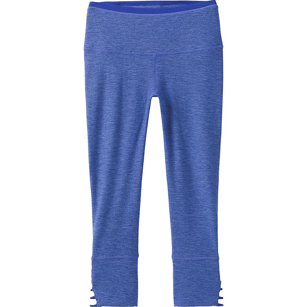 PrAna Tori Capri XS - Cobalt - PrAna Womens Apparel - Apparel & Footwear, Women's Apparel