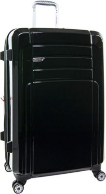 Calvin Klein Luggage Rome 29 Upright Hardside Spinner Black - Calvin Klein Luggage Softside Checked