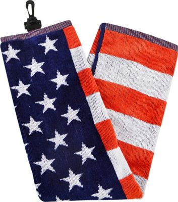 Hot-Z Golf Bags Flag Towel USA - Hot-Z Golf Bags Sports Accessories