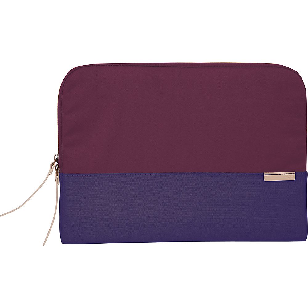STM Bags 11 Grace Extra Small Sleeve Dark Purple STM Bags Electronic Cases