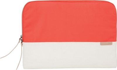 STM Goods 11 inch Grace Extra Small Sleeve Coral/Dove - STM Goods Electronic Cases