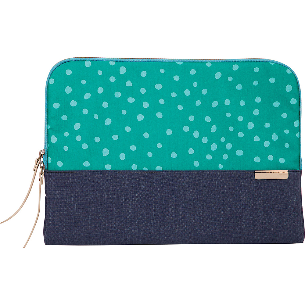 STM Bags 11 Grace Extra Small Sleeve Teal Dot Night Sky STM Bags Electronic Cases