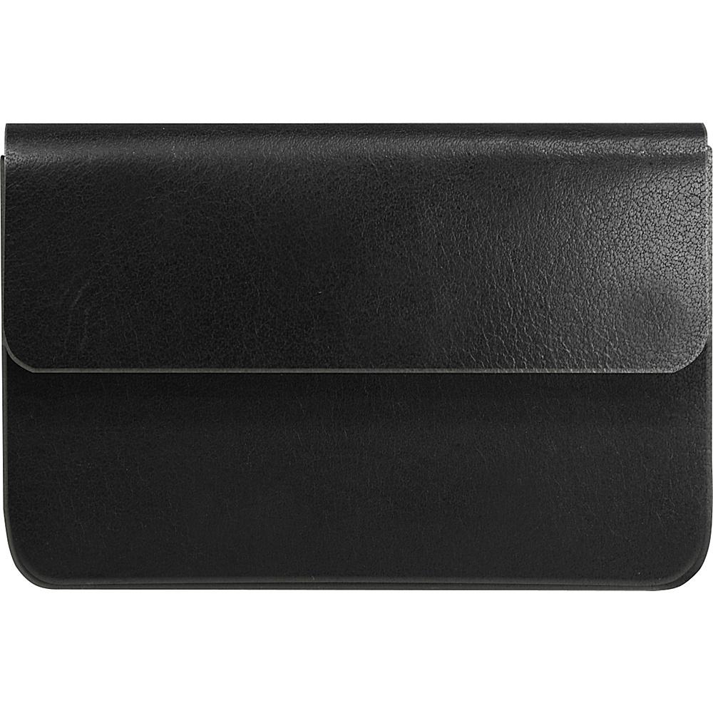 Stewart Stand Business Card Credit Card Case RFID Blocking Black Stewart Stand Men s Wallets