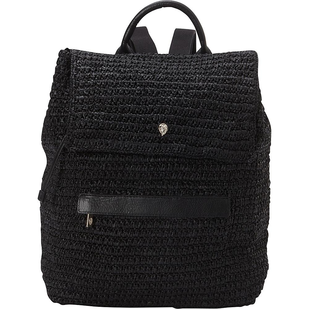 Helen Kaminski Cafaro Backpack Charcoal Black Helen Kaminski Designer Handbags