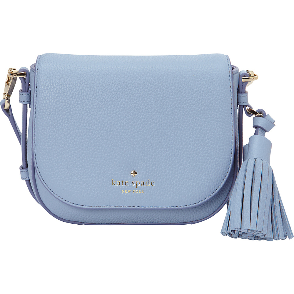 kate spade new york Orchard Street Small Penelope Crossbody Grey Skies - kate spade new york Designer Handbags