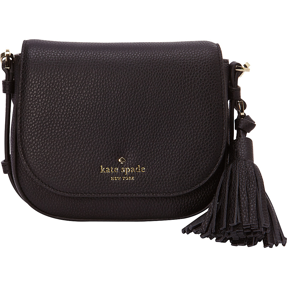 kate spade new york Orchard Street Small Penelope Crossbody Black - kate spade new york Designer Handbags