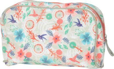 Capri Designs Sarah Watts Small Cosmetic Case Morning Dew - Capri Designs Women's SLG Other