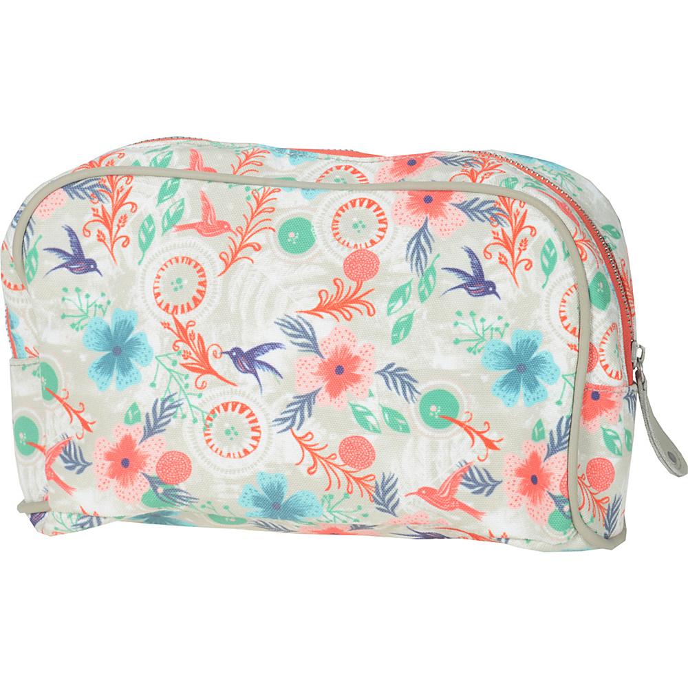 Capri Designs Sarah Watts Small Cosmetic Case Morning Dew Capri Designs Women s SLG Other