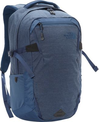 The North Face Iron Peak Laptop Backpack Shady Blue Heather/Shady Blue - The North Face Business & Laptop Backpacks