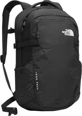 The North Face Iron Peak Laptop Backpack TNF Black - The North Face Business & Laptop Backpacks