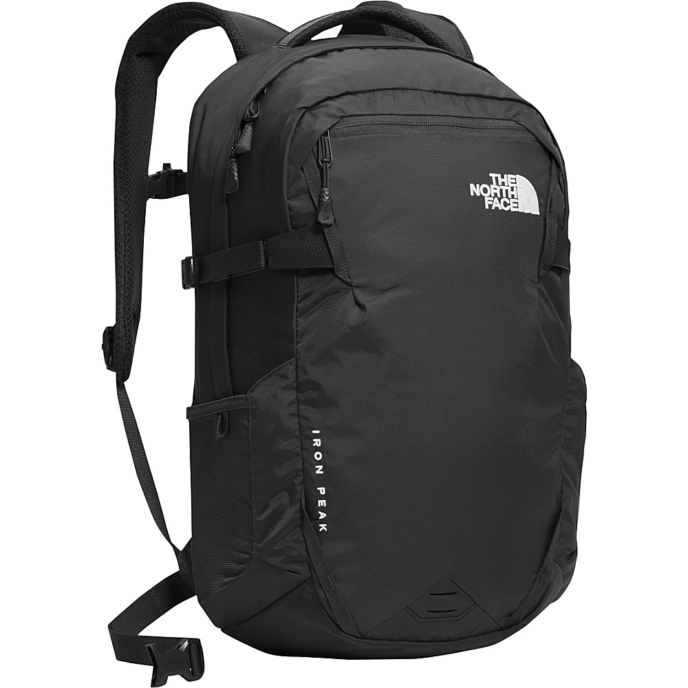 The North Face Iron Peak Laptop Backpack TNF Black - The North Face Business & Laptop Backpacks - Backpacks, Business & Laptop Backpacks