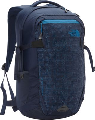 The North Face Iron Peak Laptop Backpack Urban Navy/Banff Blue - The North Face Business & Laptop Backpacks