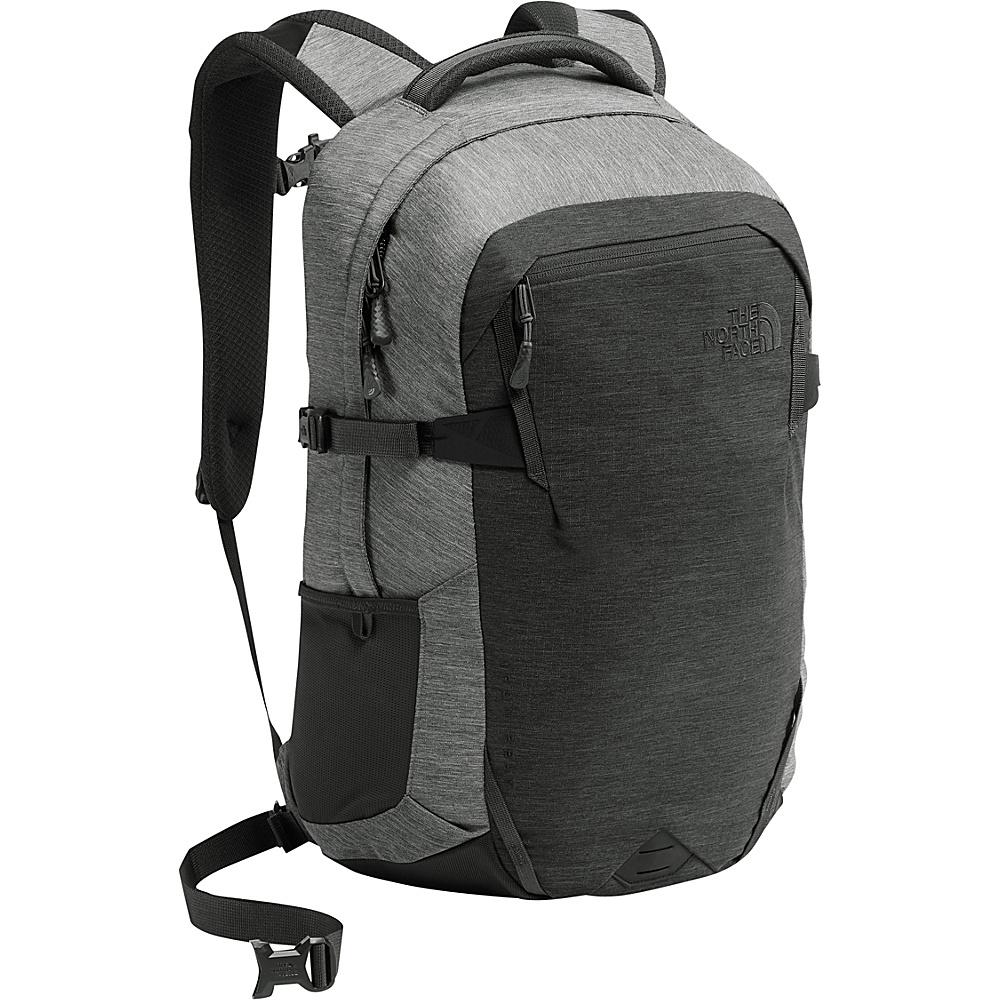 The North Face Iron Peak Laptop Backpack Tnf Dark Grey Heather/Tnf Medium Grey Heather - The North Face Business & Laptop Backpacks - Backpacks, Business & Laptop Backpacks