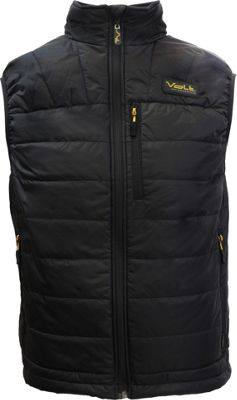 Volt Heated Clothing Mens Insulated Vest S - Black - Volt Heated Clothing Men's Apparel