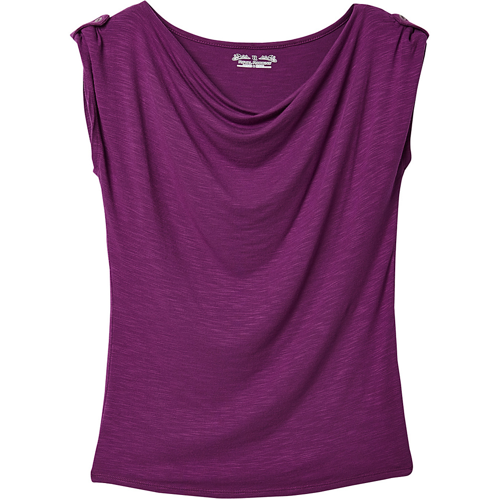 Royal Robbins Womens Noe Short Sleeve XS - Pansy Purple - Royal Robbins Womens Apparel - Apparel & Footwear, Women's Apparel