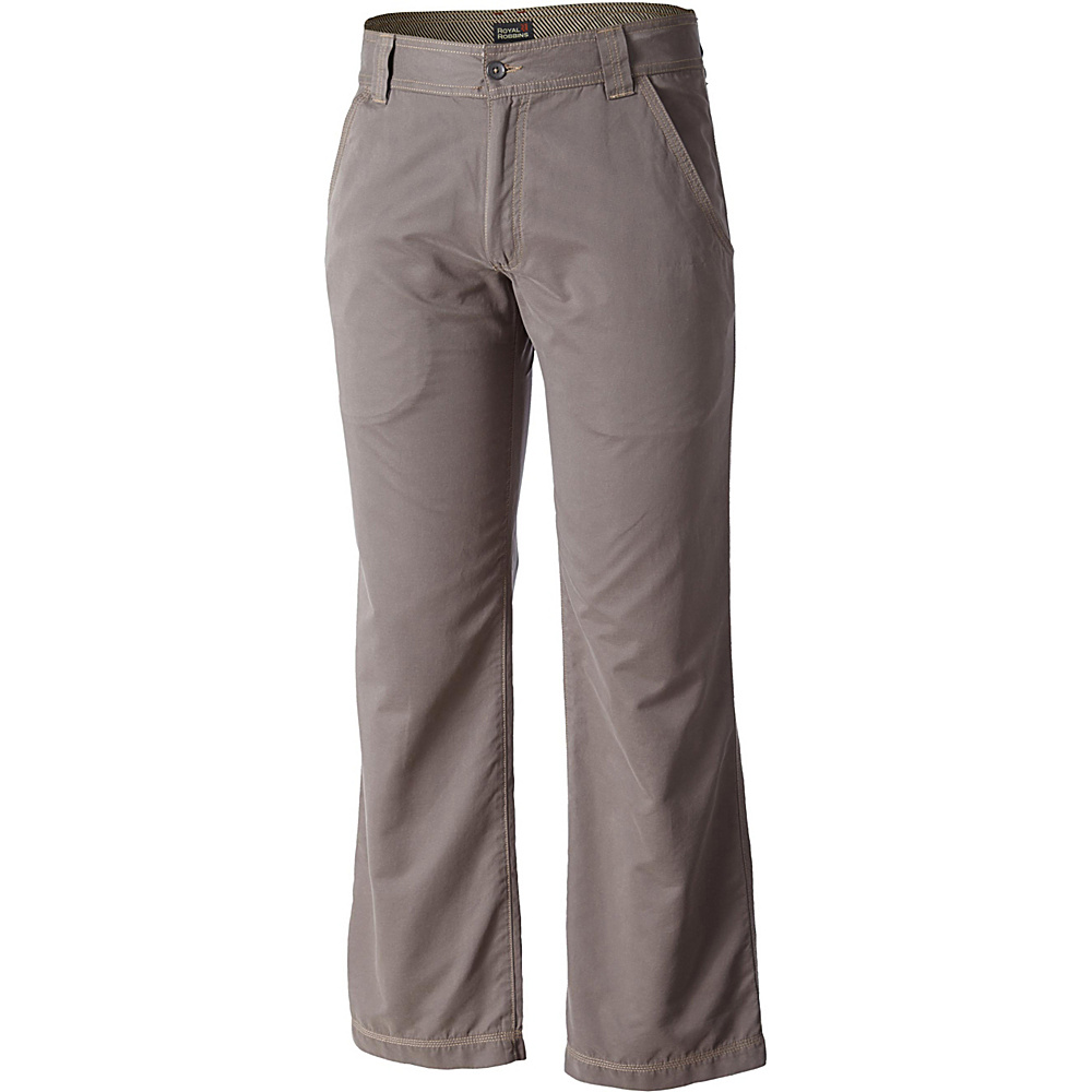 Royal Robbins Convoy Pant - Regular 30 - Taupe - Royal Robbins Mens Apparel - Apparel & Footwear, Men's Apparel