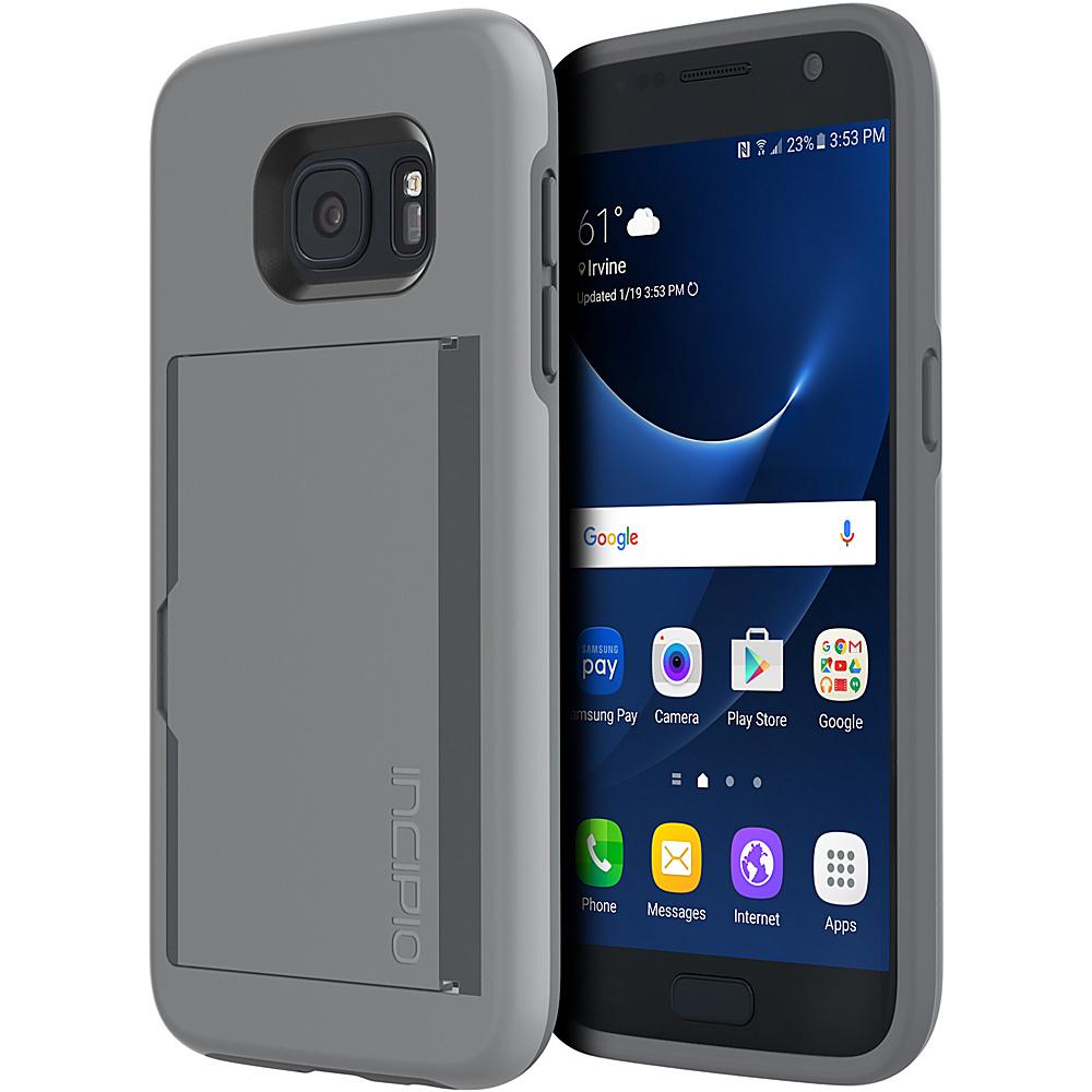 Incipio Stowaway for Samsung Galaxy S7 Gray - Incipio Electronic Cases - Technology, Electronic Cases
