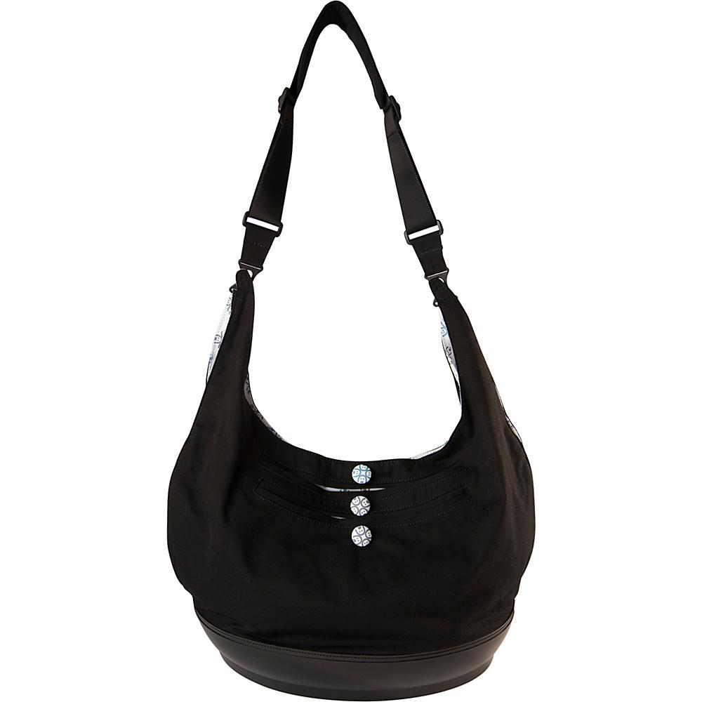 Equipt Baby Santa Rosa Diaper Bag Black - Equipt Baby Diaper Bags & Accessories