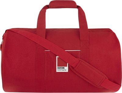 Pantone X Redland Holdall Red Tango - Pantone Travel Duffels