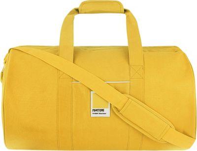 Pantone X Redland Holdall Yellow Beezwax - Pantone Travel Duffels