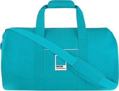 Pantone X Redland Holdall Turquoise Capri Breeze - Pantone Travel Duffels