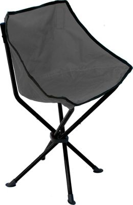 Travel Chair Company Wombat Chair Black - Travel Chair Company Outdoor Accessories